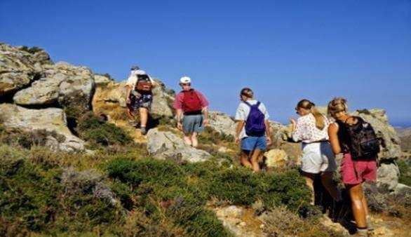 Bergwandern in der Toskana