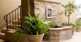 Brunnen in Bibbiena