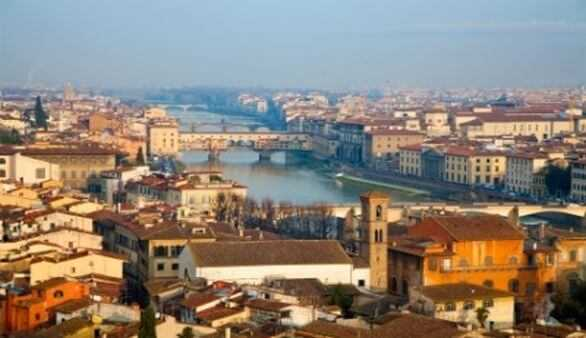 Florenz Stadt