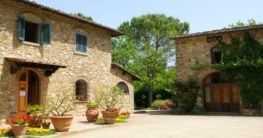 Landhotel in der Toskana