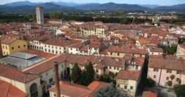 Lucca Stadt