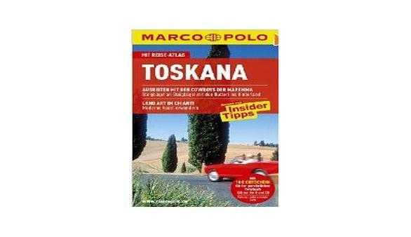 MARCO POLO Reiseführer Toskana