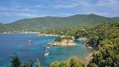 Die toskanische Küste